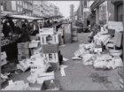 Afvalproblemen op de Albert Cuypstraat