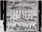 Het Corvershof, Nieuwe Herengracht 6-18