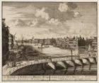 De Binnen-Amstel, van de Blaawe Brug naar de Stads Wallen
