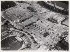 Luchtfoto van het Olympisch Station (rechts boven), Stadionplein 20