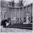 Herdenking gevallenen in Tweede Wereldoorlog