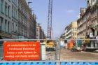 Ferdinand Bolstraat, bouwwerkzaamheden aan de Noord/Zuidlijn