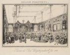 Salle Frascati. Souvenir de Soirée Champêtres pendant la foire 1844