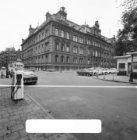 Droogbak 1A, Rijks Administratie Gebouw, het voormalige kantoorgebouw van de Hol…
