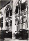 Interieur, Oude Kerk, Oudekerksplein 15. Pilaren