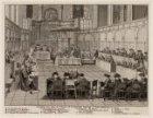 Synode tenu dans le Choeur de l'Eglise Neuve, à Amsterdam, en 1730