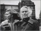 Schilder Carel Willink (1900-1983) en echtgenote Sylvia Willink-Quiël (1944), be…