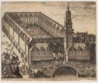 De Beurse der Stadt Amsterdam is begonnen inden jaere 1608, ende volbouwt Anno 1…