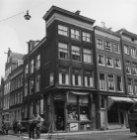 Haarlemmerstraat 92 (ged.) - 96 v.r.n.l. en links na het hoekhuis Buiten Brouwer…