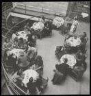 Lunchroom van Magazijn de Bijenkorf, Dam 1