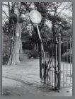 Ingang van het Oosterpark