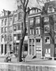 Prinsengracht 1125 (ged.) - 1131 met aansluitend rechts een deel van de zijgevel…