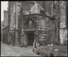 De kapel van het Heilig graf aan de noordzijde van de Oude Kerk, Oudekerksplein …
