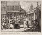 Het Debiteeren en Verkoopen van de Haringh