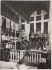 Interieur van de Portugees-Israëlitische synagoge, Mr. Visserplein 3