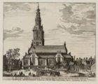 De Zuyder Kerck is begonnen inden Jaeren 1603 en volbouwt met een cierlycken tor…
