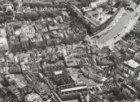 Luchtfoto Binnenstad met van onder naar boven: Kalverstraat