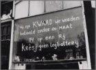 Bilderdijkstraat. Crèches protesteren tegen bezuinigingen