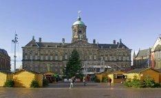 Kerstmarkt op de Dam
