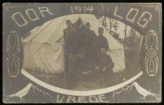 Oorlog 1914 | Vrede