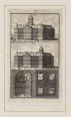 Het Stadhuis op de Dam, 1723