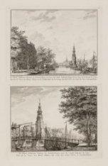 De Mont Albaans Tooren te Amsterdam