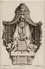 Gedenkteken voor Wolter Jan Gerrit Baron Bentinck (1745-1781), schout-bij-nacht …