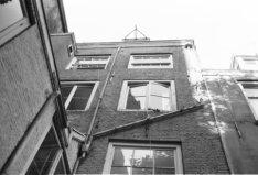 Prinsengracht 758, achtergevel