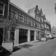 Eerste Looiersdwarsstraat 2 - 8 (ged.) (v.r.n.l.), Elandsgracht 51 (zijgevel) en…