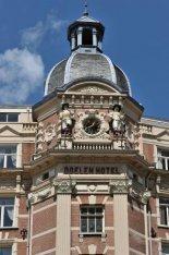 De toren van het NH Doelen hotel, Nieuwe Doelenstraat 24