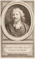 Willem van der Zaen (21-06-1621 / 17-03-1669)