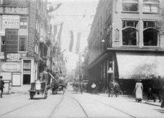 Vijzelstraat hoek Keizersgracht