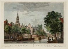 De Oudekerk te Amsterdam