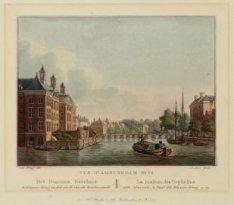 Vue d'Amsterdam No.38
