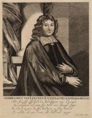 Gerbrandus van Leeuwen (09-09-1643 / 11-05-1721), predikant