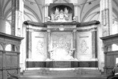 Dam 12, Nieuwe Kerk, praalgraf van Admiraal Michiel Adriaanszoon de Ruyter