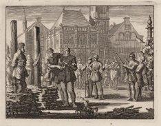 Terechtstelling van Pieter Pietersz. Bekje