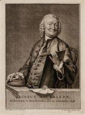 Jacobus Houbraken (14-12-1698 / 14-11-1780)