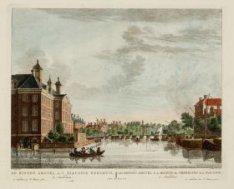 De Binnen Amstel en ''t Diaconie Weeshuis, te Amsterdam