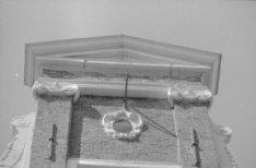 Voetboogstraat 14, detail gevel