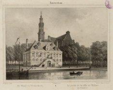 De Waag en Westerkerk