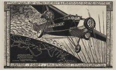 Vlucht Amsterdam - Batavia 18-22 en terug 27-30 december 1933 in 100 uren en 35 …
