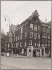 Prinsengracht 283-285 (rechts, v.l.n.r.), hoek Westermarkt 1-37 (v.l.n.r.)