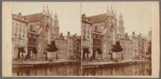 Amsterdam. Eglise des Redemptoristes (Redemptoristenkerk, Keizersgracht)