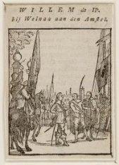 Willem de IIe bij Welnaa aan den Amstel