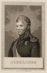 Czaar Alexander I (1777-1825)