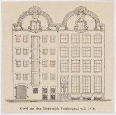 Voorburgwal, Nieuwezijds 178-180