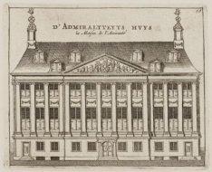 D'' Admiralyteyts Huys