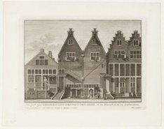De Jan-Jacobsgezinden-Mennonietenkerk, in de Bloemstraat te Amsterdam. Datering …