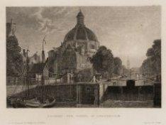 Aussicht vom Cingel in Amsterdam